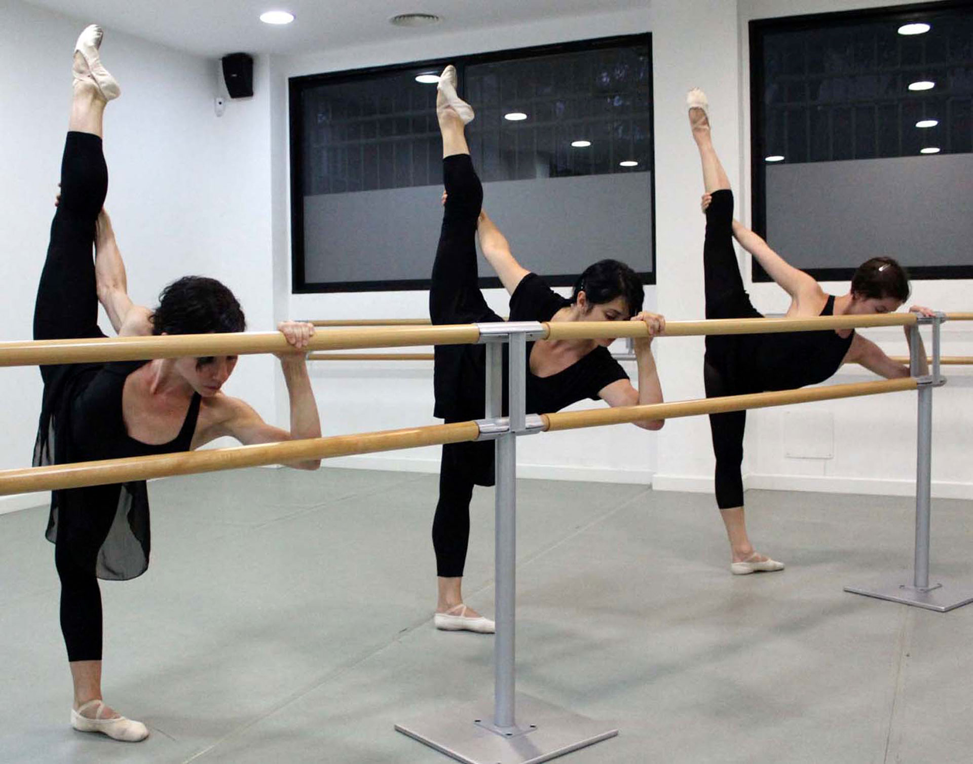 clases ballet intensivo