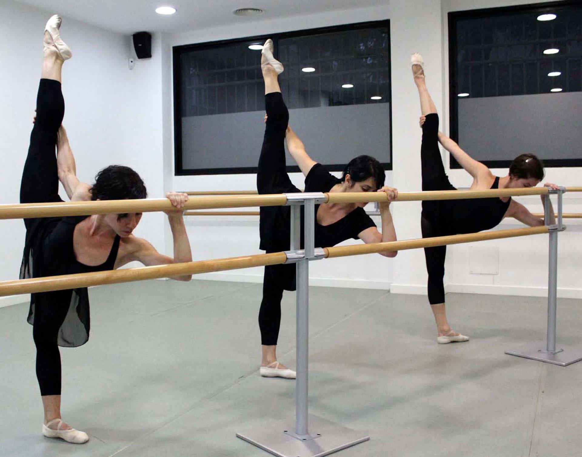 clases ballet intensivo
