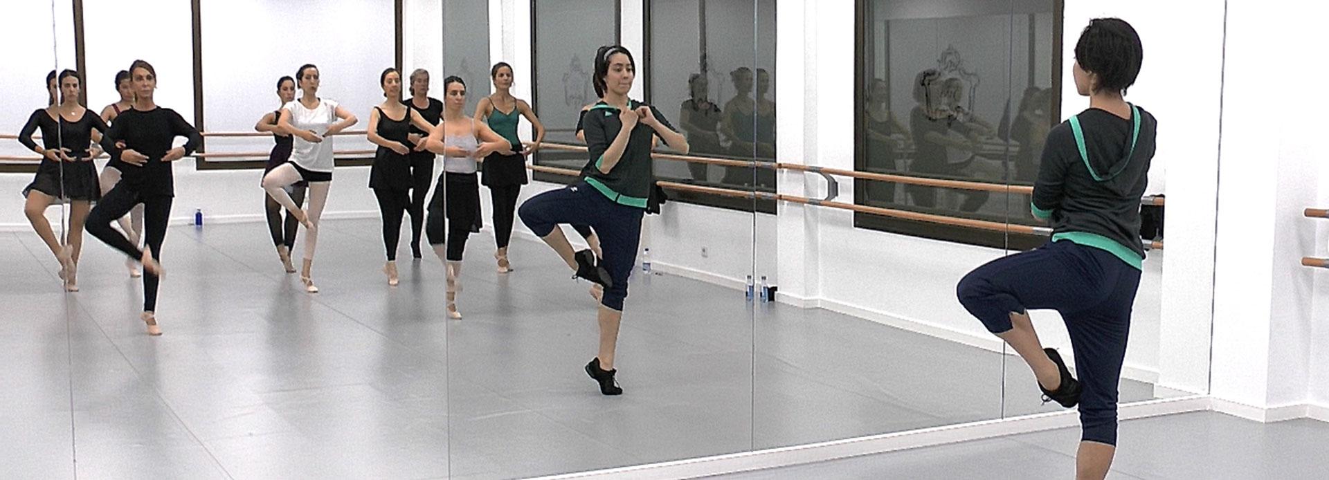 clases de ballet avanzado Madrid