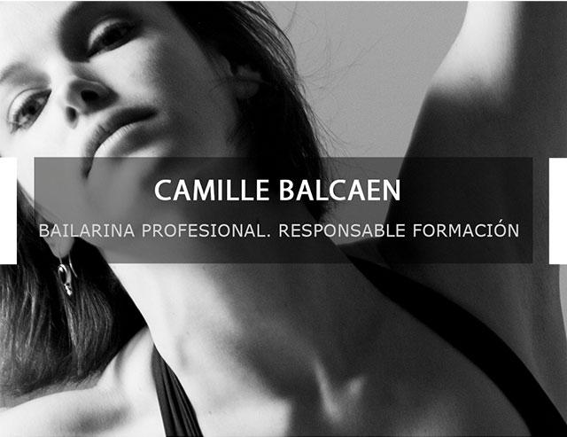 profesora Camille Balcaen
