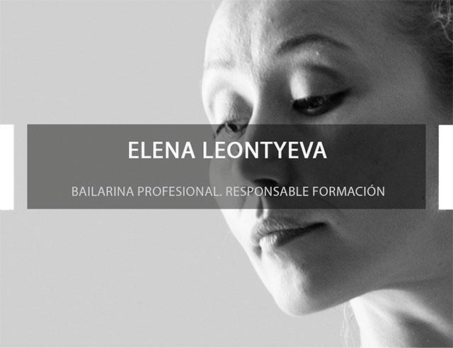 profesora Elena Leontyeva
