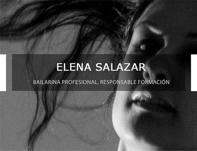 profesora Elena Salazar