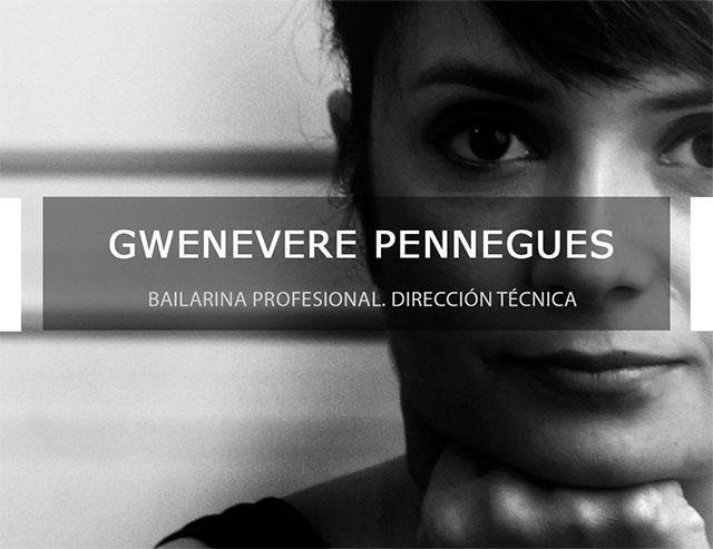 profesora Gwenvere Pennegues