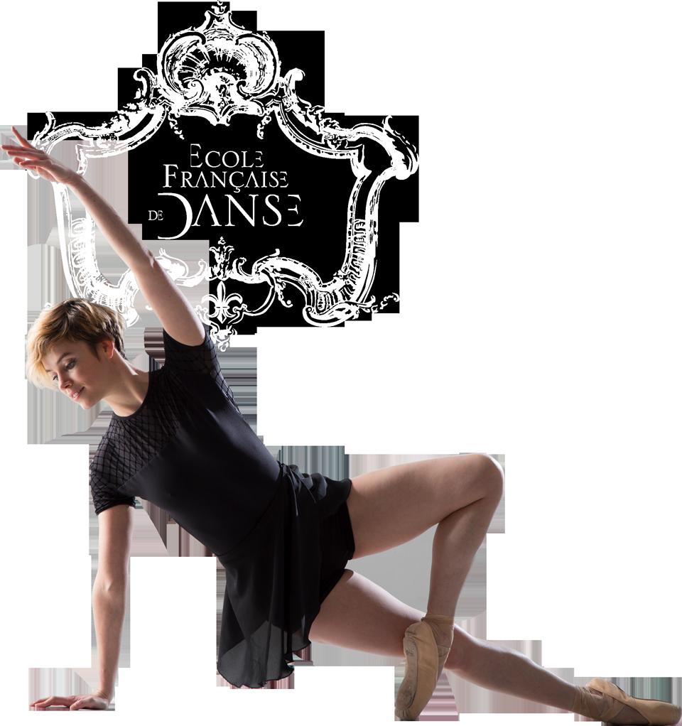 profesora de ballet Camille Balcaen