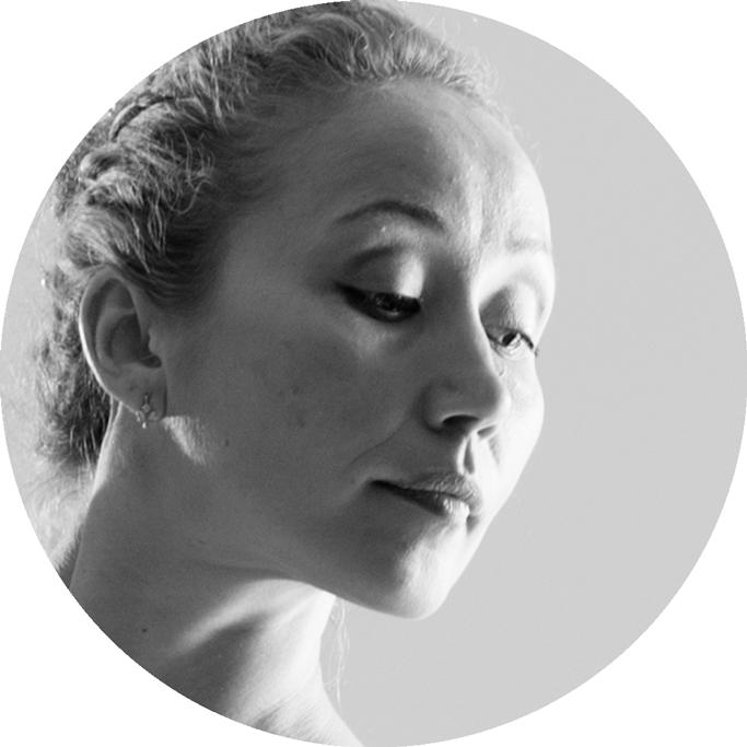 profesora de ballet Elena Leontyeva