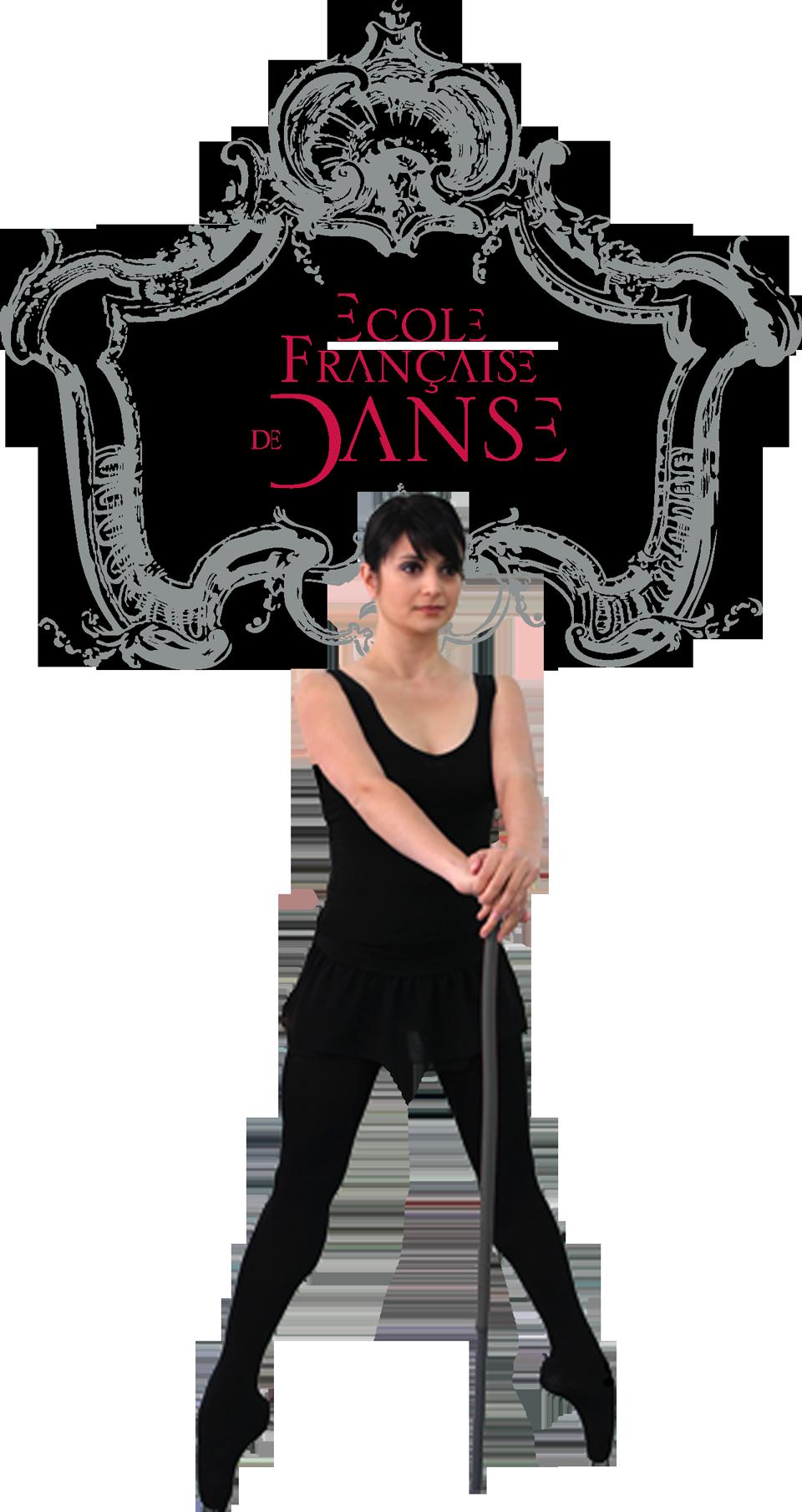 Profesora de ballet Gwenevere Pennegues
