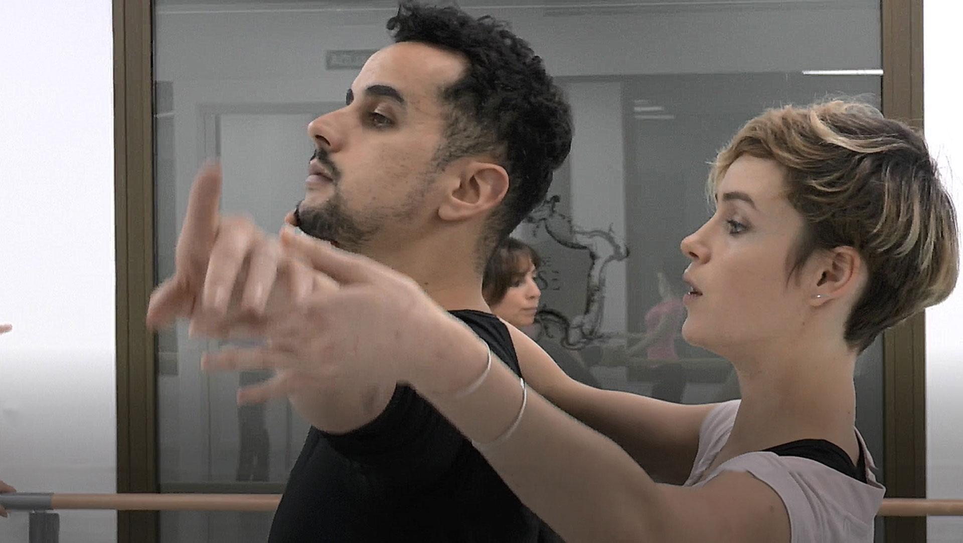 clases de ballet para adultos nivel iniciación