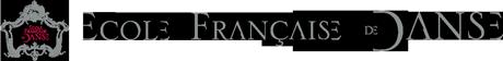 Escuela de Ballet – Ecole Francaise de Danse logo