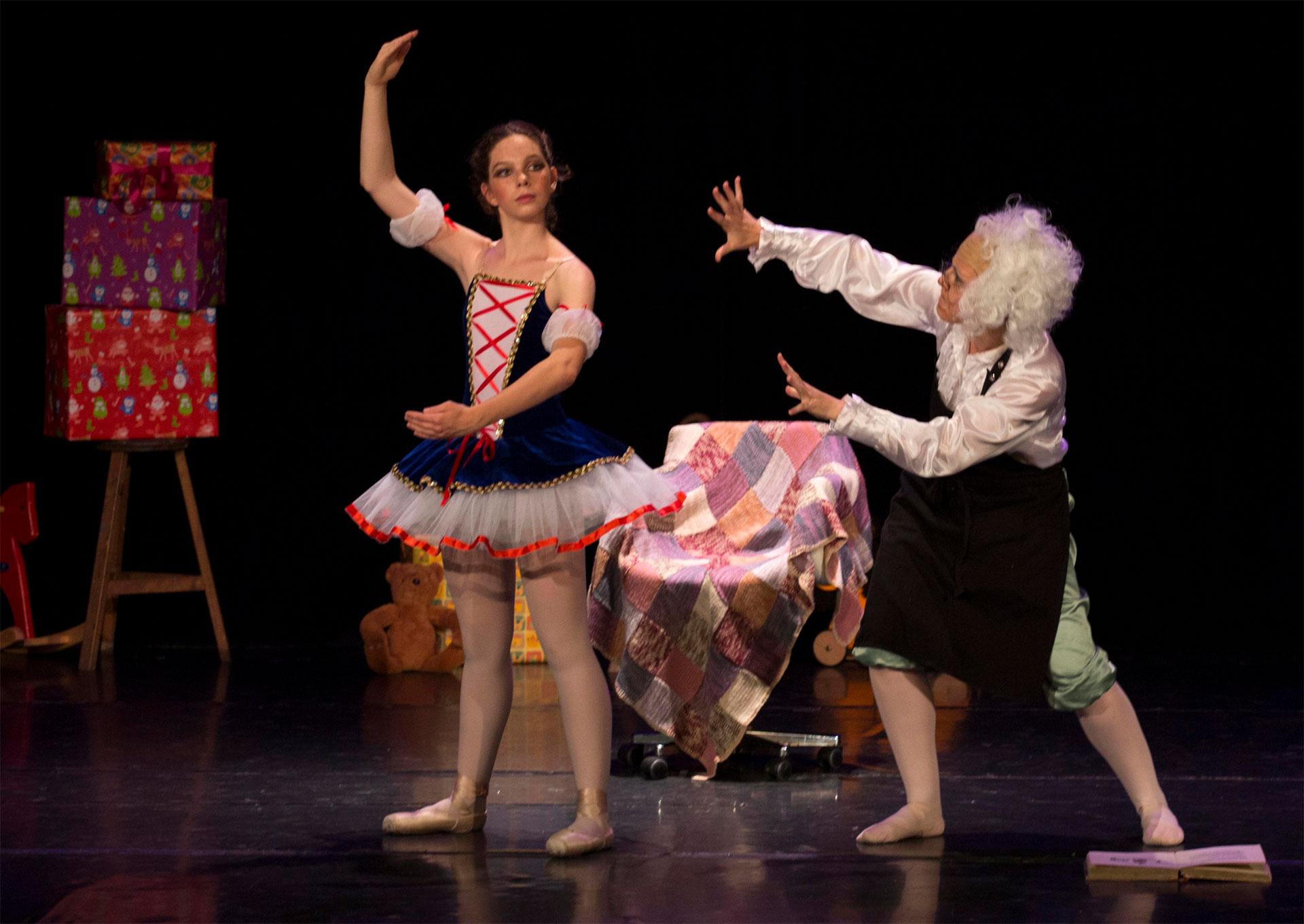 talleres de ballet