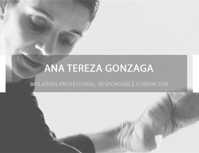 profesora Ana Tereza Gonzaga