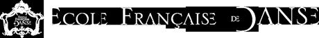 Ecole Francaise de Danse logo